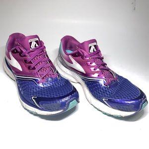 Brooks Women Sz 10 Launch 2 Shoes SpectrumRadience